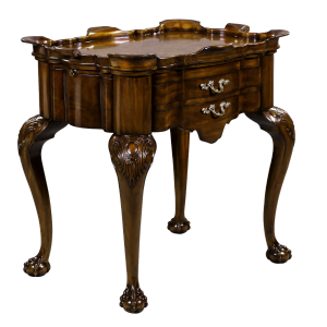34594 - tea table with tray em sfd2
