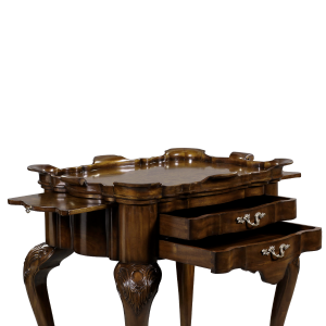 34594 - tea table with tray em sfd3