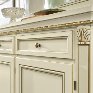 dressoir wit treviso klassieke stijlmeubelen