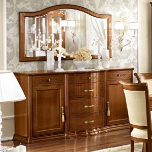 dressoir notenhout klassiek meubel