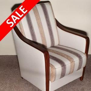 klassieke fauteuil stof sale