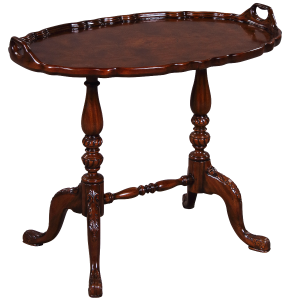 33191 - tea table burl emm