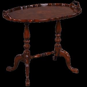 33191 - tea table burl emm