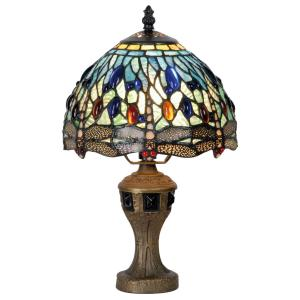 Tiffany tafellamp klein 9891