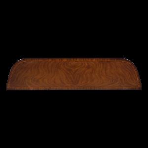 33640 - mahogany wall console large em sfd4