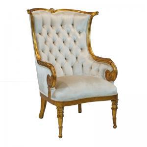 Klassieke fauteuil goud 31360 NF9