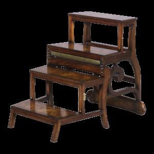 33196 - english regency library chair em agrn sfd7 1