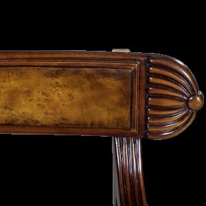 33196 - english regency library chair em agrn sfd8 1