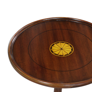 33441 inlaid plant table small em sfd2