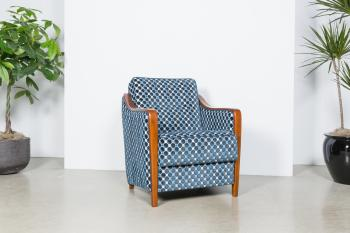 Klassieke fauteuil Melody DN Design Hollands fabrikaat!