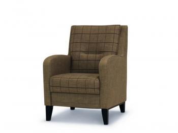 Senioren fauteuil Domo goede zit en makkelijk uit op te staan!