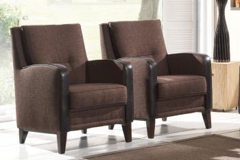 senioren fauteuil tijdloos klassiek domo